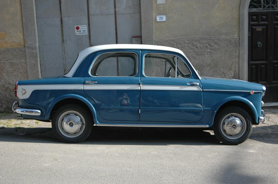 Scaduto Vendo Fiat 1100 103 H Coda Di Rondine 61573