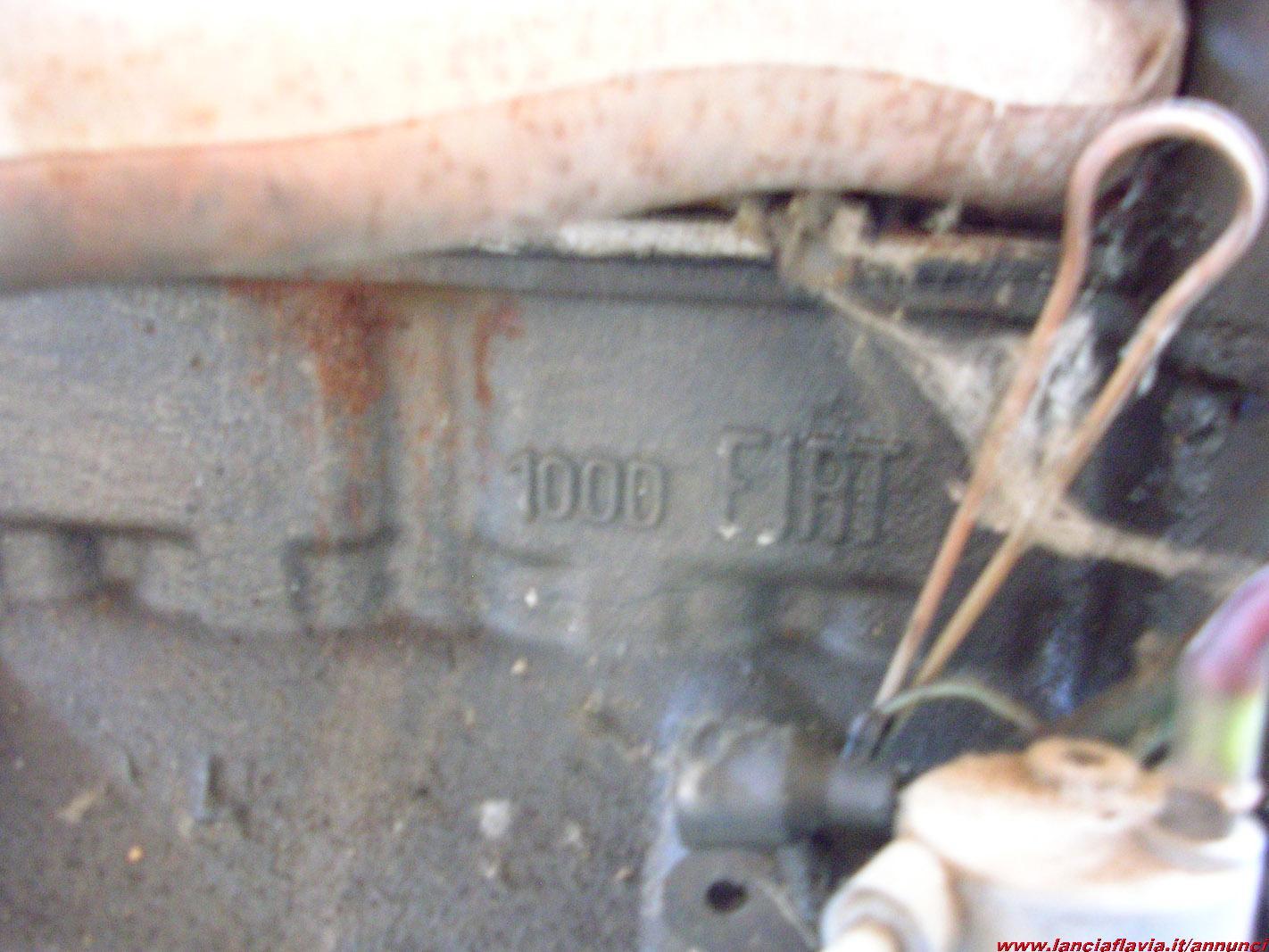 MOTORE PER FIAT 600 MULTIPLA