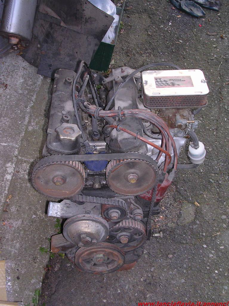 Motore Fiat 132 1.6 cc km