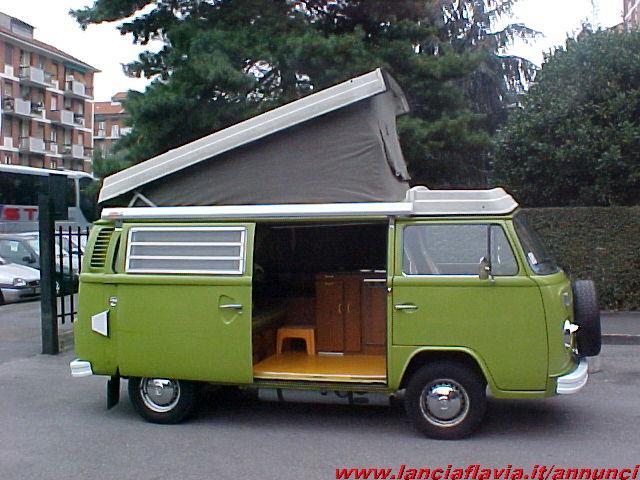 Scaduto vendo westfalia 83345 for Furgone anni 70 volkswagen