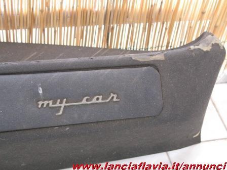 Cruscotto per Fiat 500 My Car