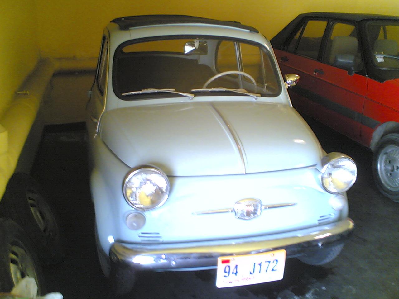 fiat 500 n 1959