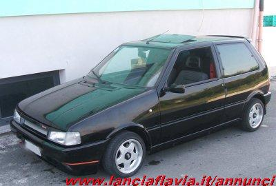Fiat Uno Turbo I.E Racing