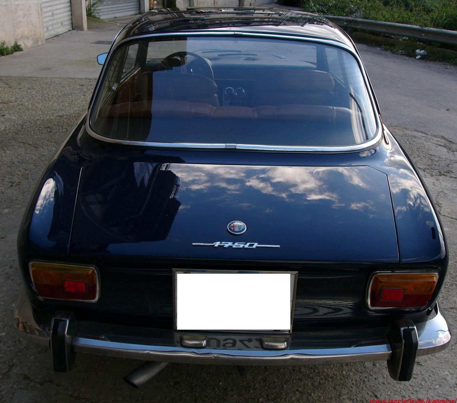 Scaduto: Vendo ALFA ROMEO GT 1750 VELOCE II SERIE (87581