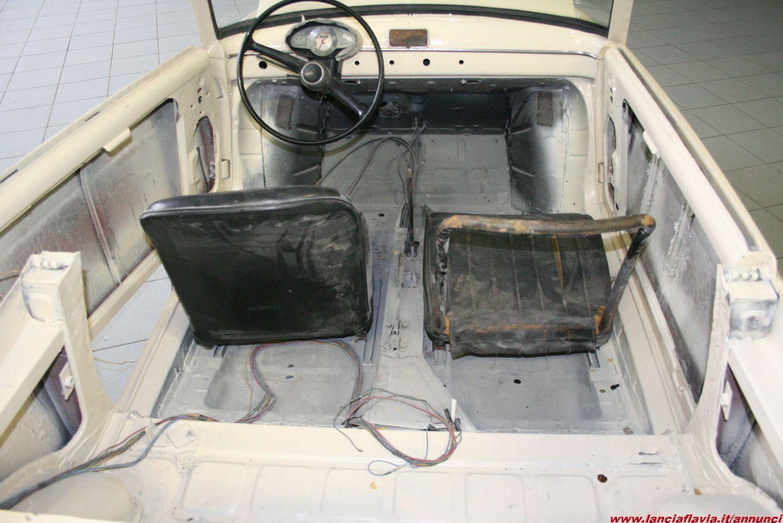 Autobianchi bianchina cabrio