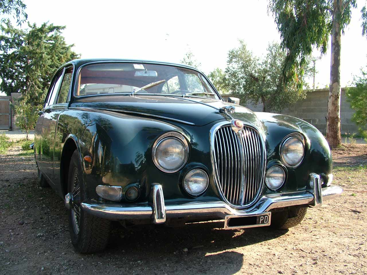 1964 jaguar s type front grill car interior design. Black Bedroom Furniture Sets. Home Design Ideas