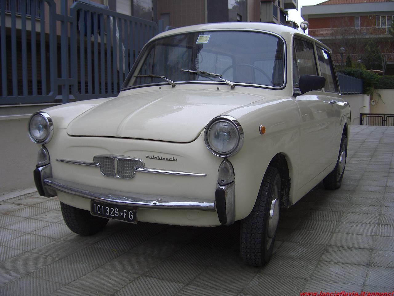 Fiat 500 Giardiniera Castagna