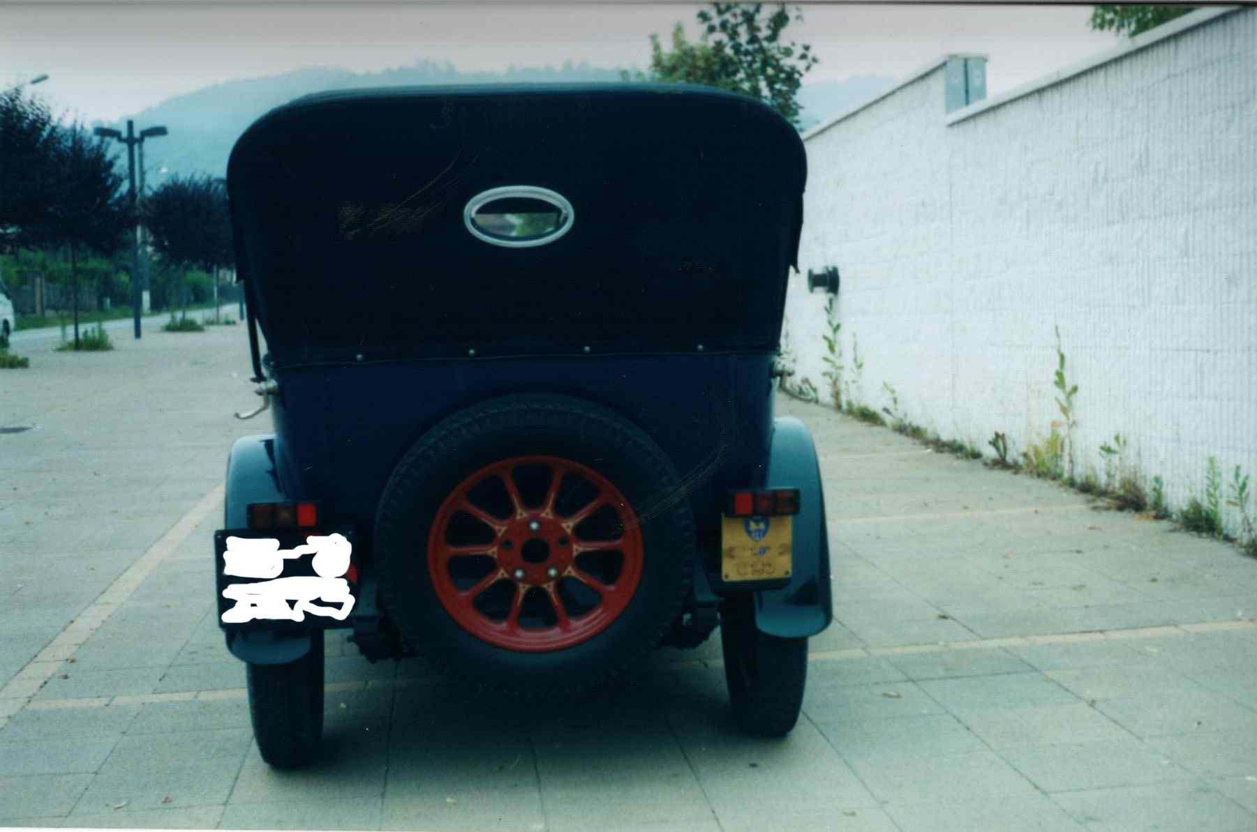 FIAT 509A Torpedo 1929
