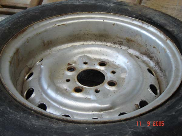 Scaduto vendo cerchi in ferro 9978 ricambi for Vendo capannone in ferro