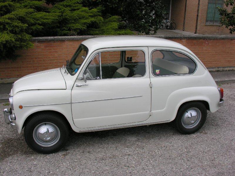 ... Home Page! Ci sono altri annunci su Fiat 600 D del 1963 (clicca qui