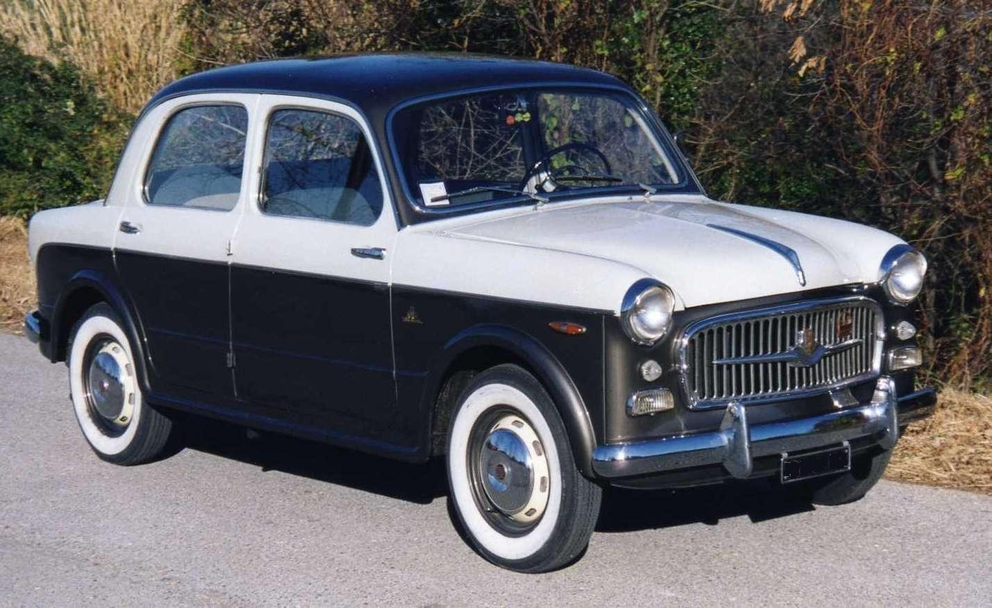 annunci su Fiat 1100/103 E