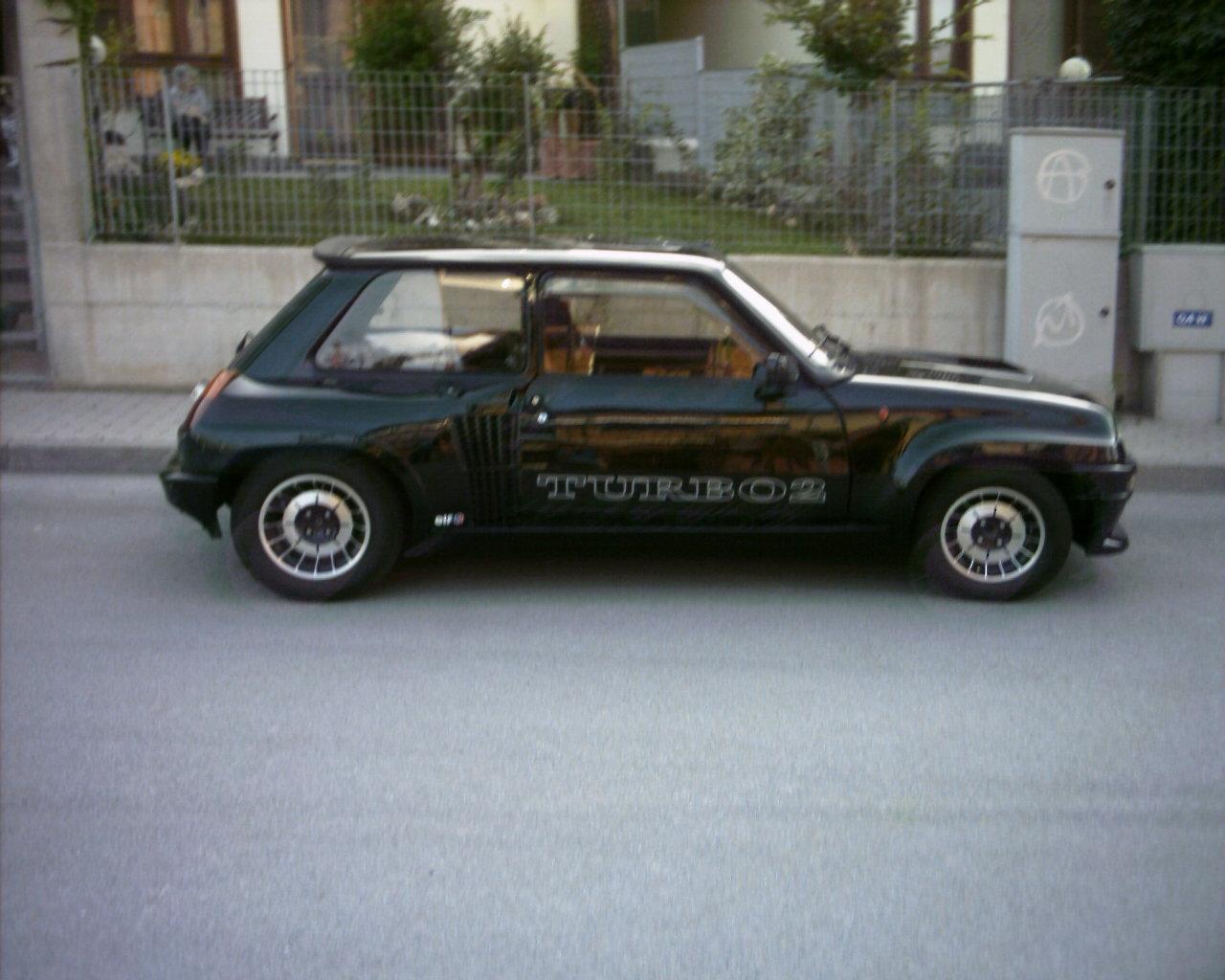 renault 5 maxi turbo rally car. Black Bedroom Furniture Sets. Home Design Ideas