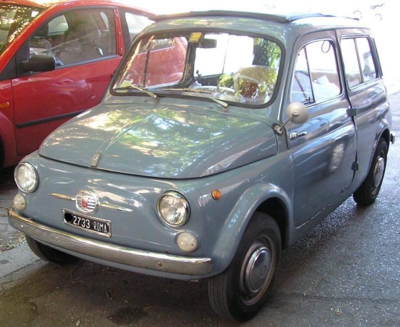 Scaduto vendo fiat 500 giardiniera 1965 37963 for Immagini giardiniere