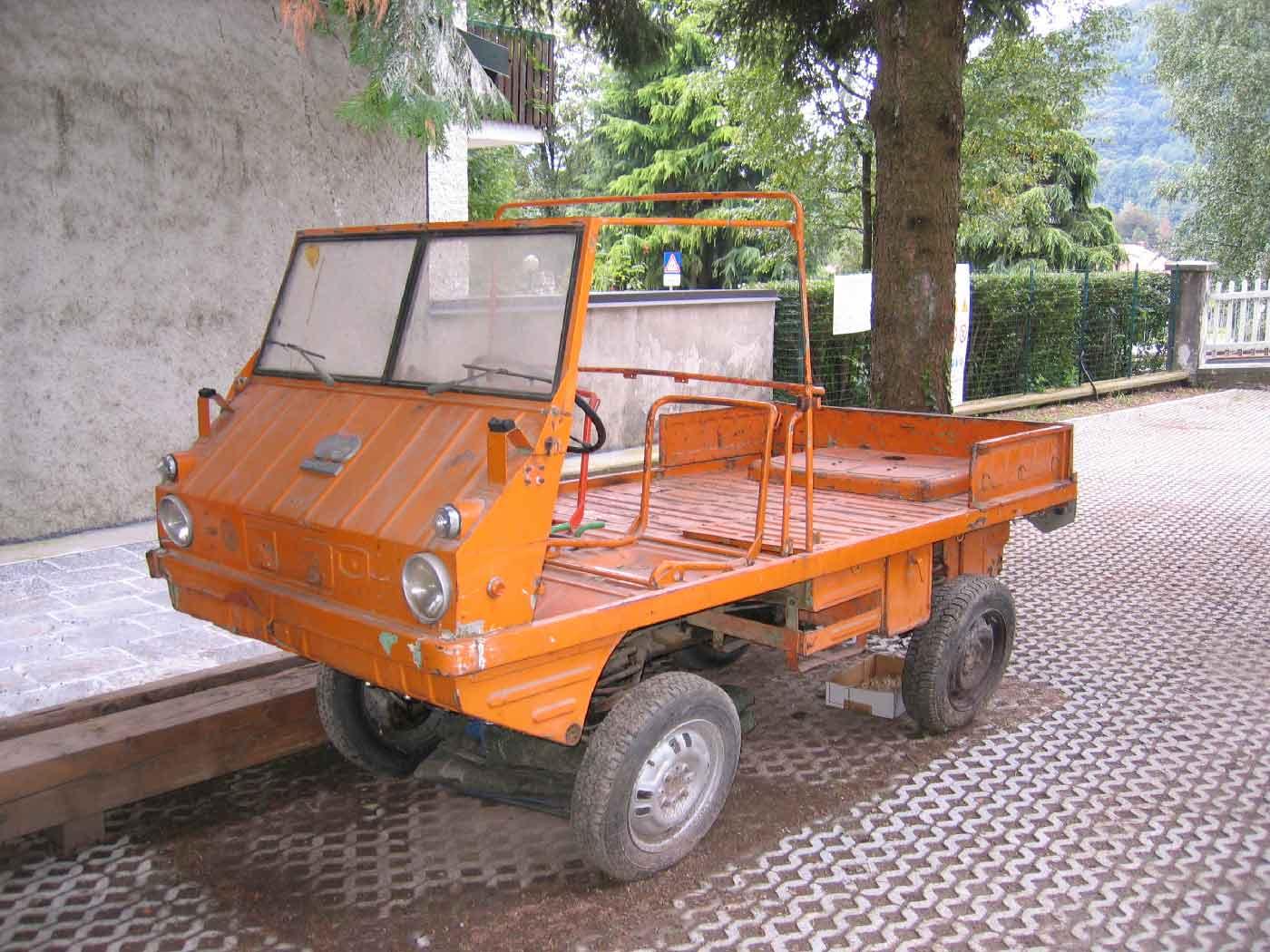 Steyr Puch Haflinger 700 AP