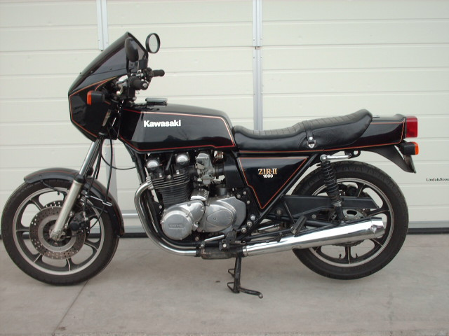 Permalink to Kawasaki Kz1000 Z1r For Sale