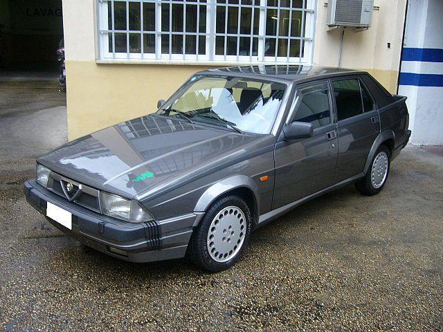 Scaduto: Vendo Alfa Romeo 75 3.0 v6 Quadrifoglio Verde (48910)