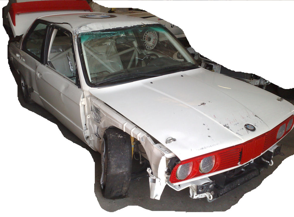 Scaduto: Vendo BMW m3 e30 2.3 Gr.N Incidentata (50438)