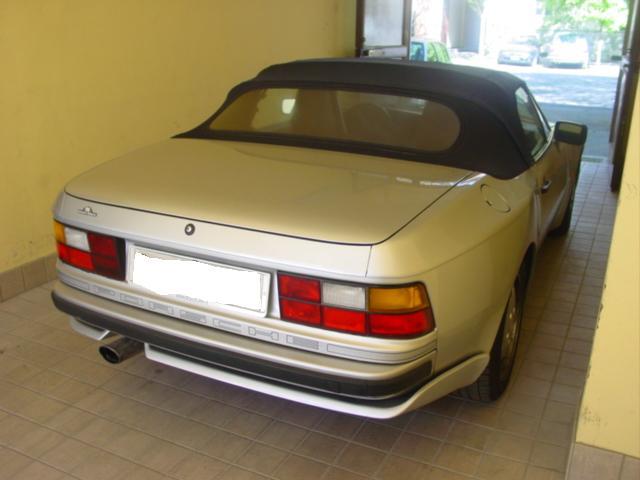 Porsche 944 Cabrio S2