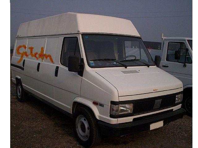 fiat ducato 1991