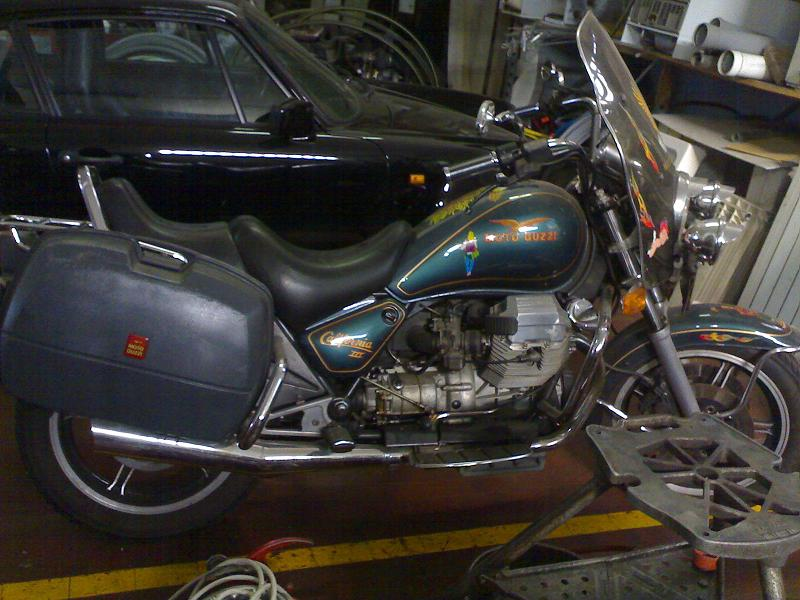 Moto Guzzi California 3