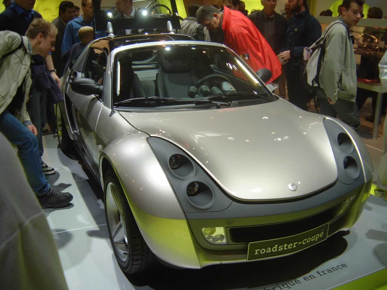 scaduto vendo smart roadster cabrio coupe 39 56021. Black Bedroom Furniture Sets. Home Design Ideas