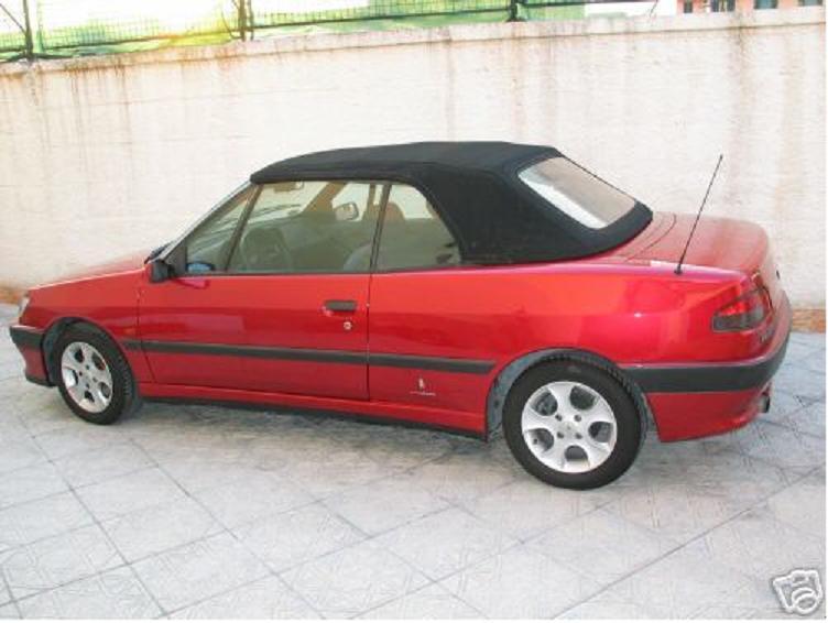 vendo 306 cabriolet: