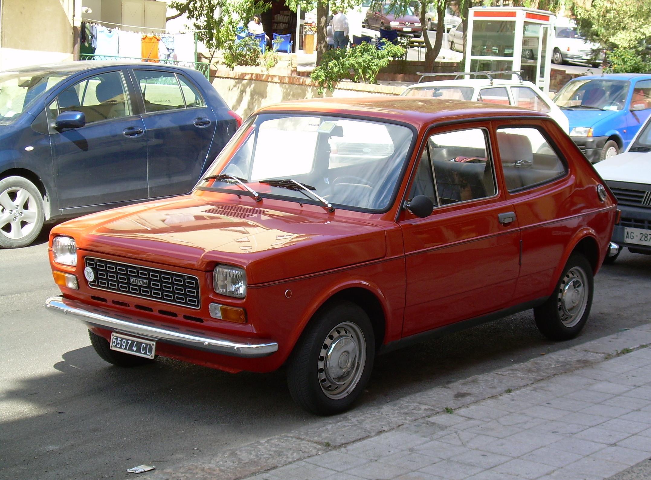 Fiat 127 prima serie (annuncio scaduto)