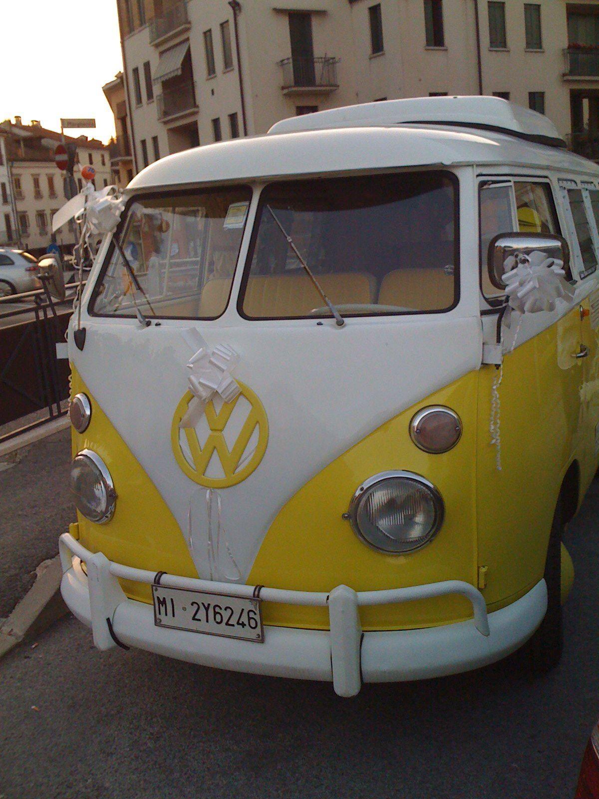 Volkswagen T1 Westfalia 1964