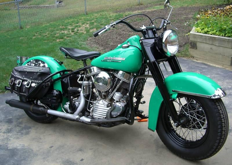 1953 Harley Panhead Craigslist Pictures to Pin on ...