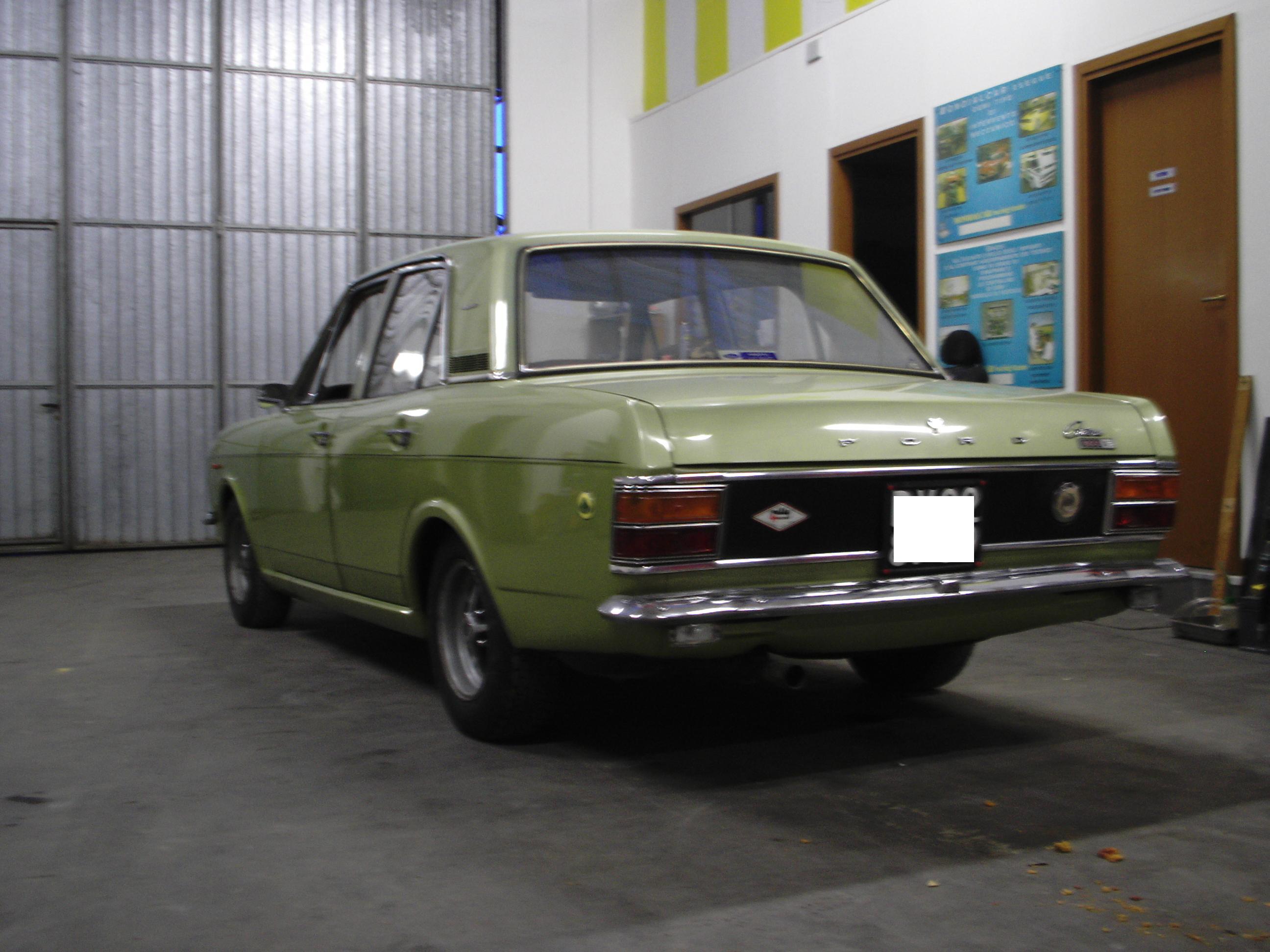 Ford Cortina MK3 lotus