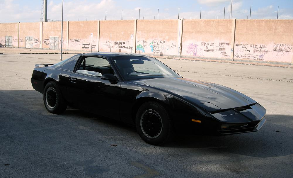 Replica Knight Rider Car Up For Sale On Craigslist