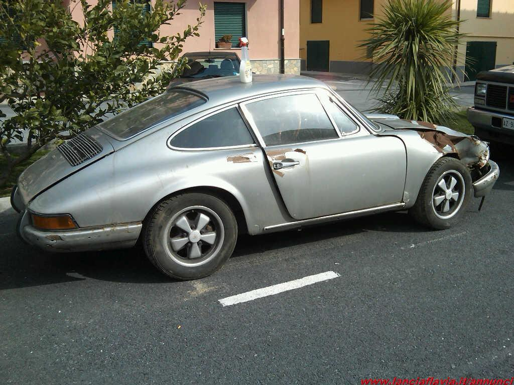1967 Porsche 911s Sportomatic Related Infomation