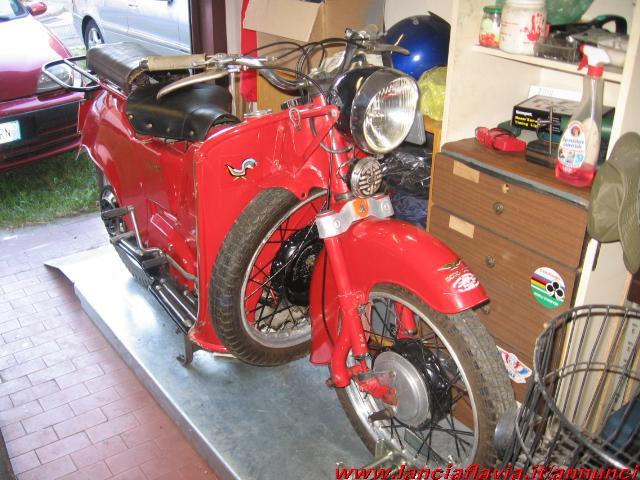Moto Guzzi Galletto Quotazioni