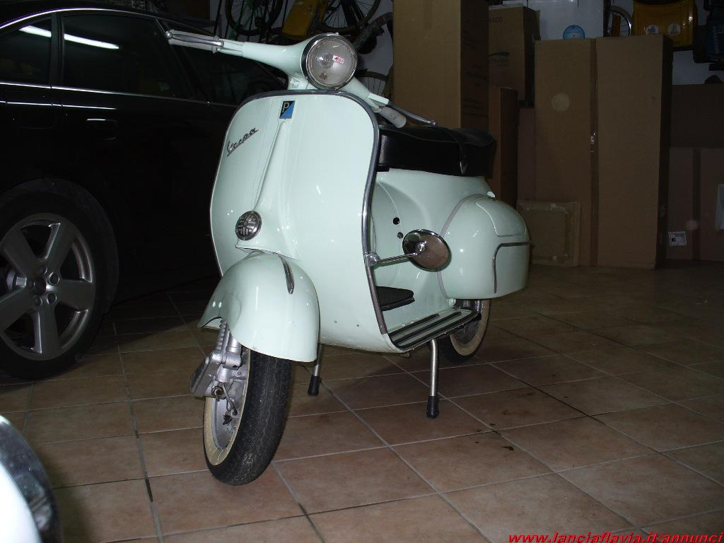 Piaggio Vespa 125 vnb6t 1965