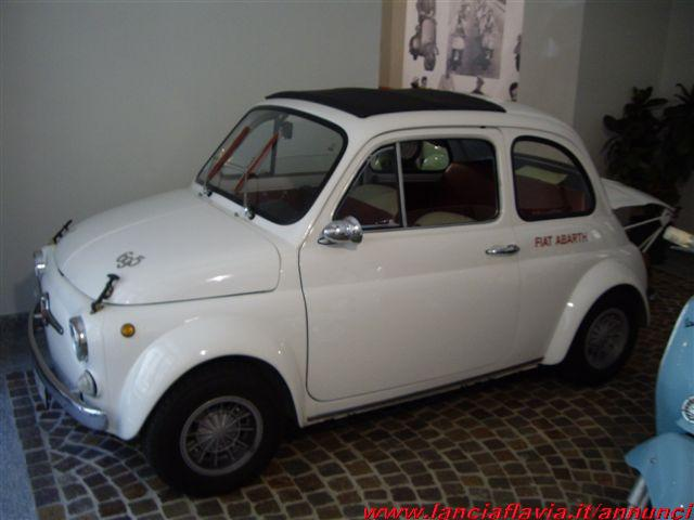 1968 fiat abarth 695ss assetto car the cars. Black Bedroom Furniture Sets. Home Design Ideas