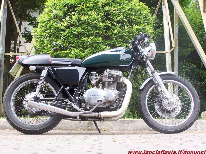 Kawasaki Kz400 Cafe Racer By 78 Related Keywords Suggestions