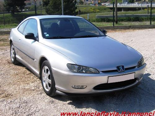 Scaduto vendo peugeot 406 coupe 2 2 hdi fap 85992 - Peugeot 406 coupe 2 2 hdi ...