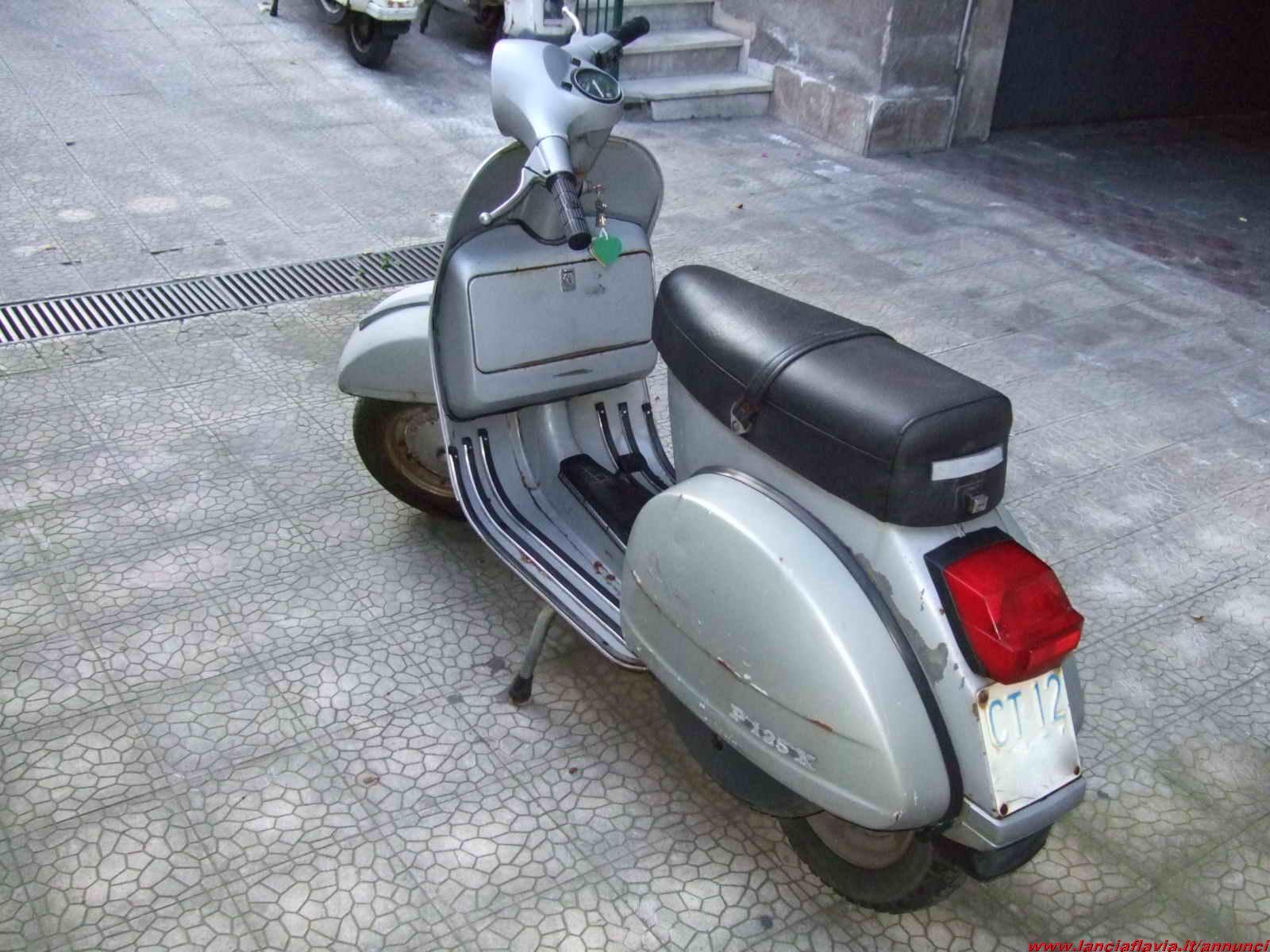 Vespa 125 px Scheda Tecnica Piaggio Vespa 125 px Senza
