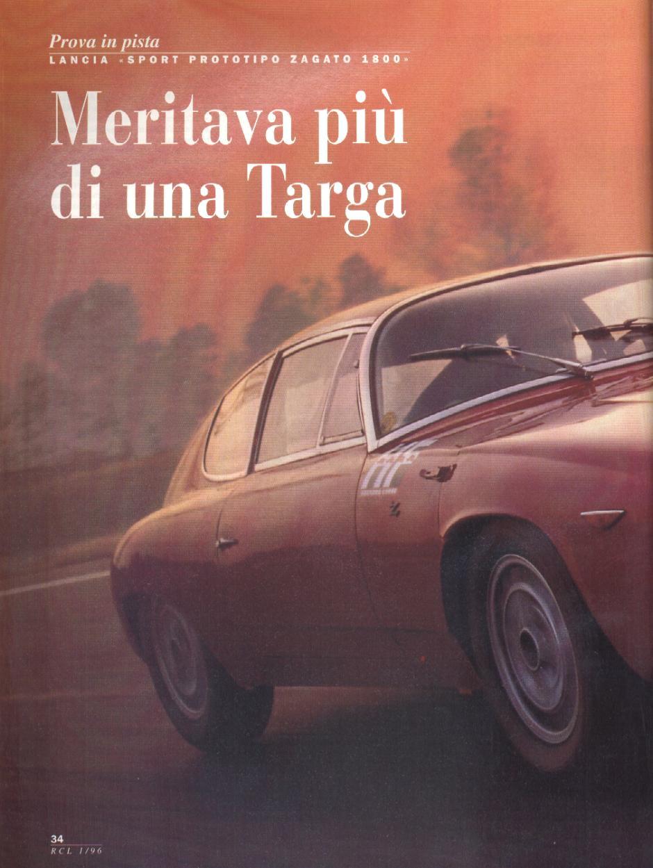 Lancia Flavia Zagato